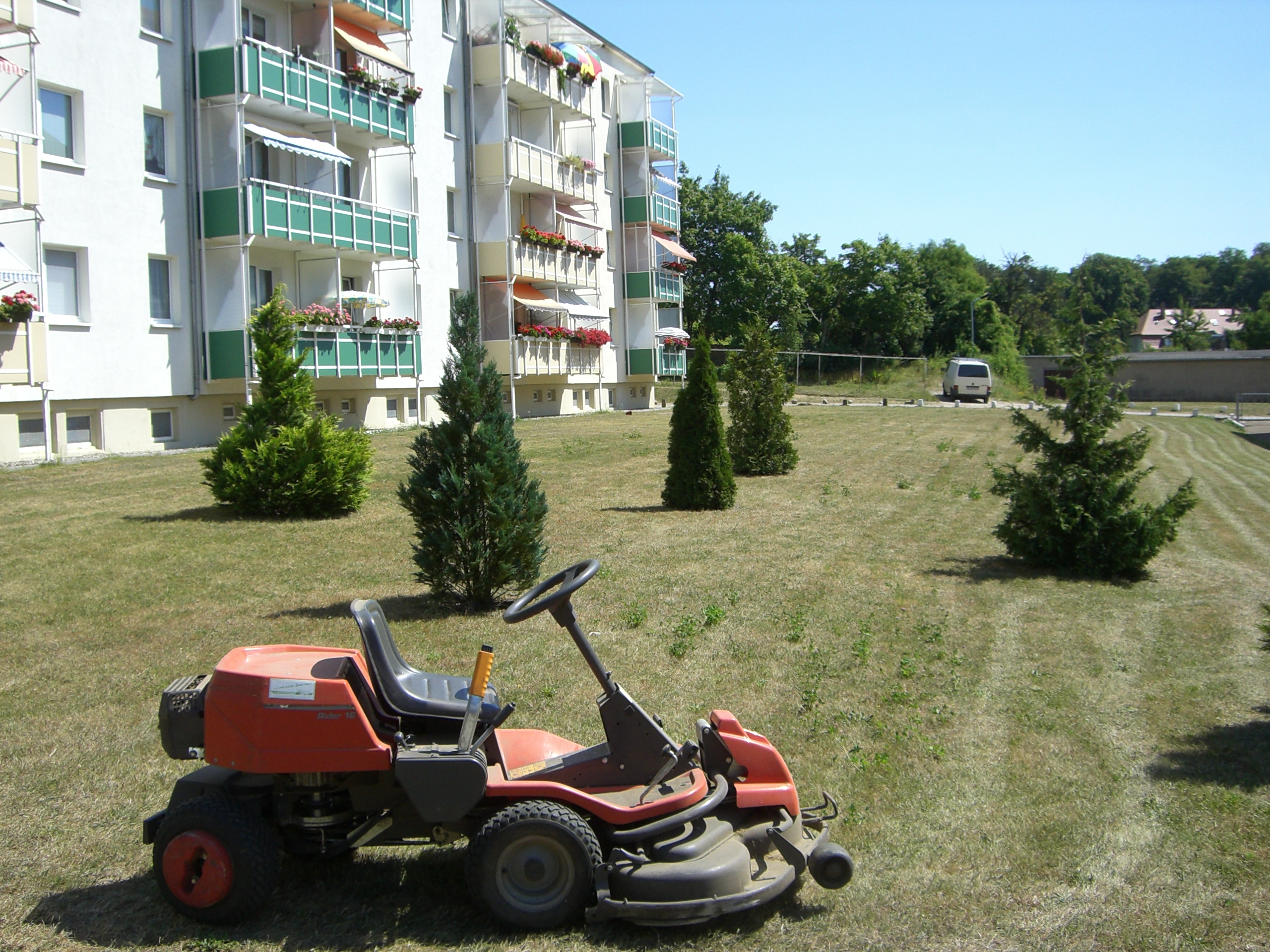 Putzbären - Grünanlagenpflege